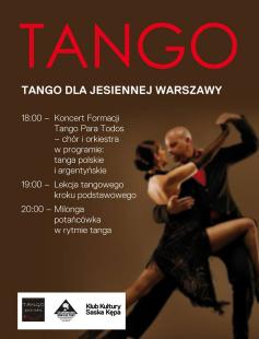 Tango dla jesiennej Warszawy