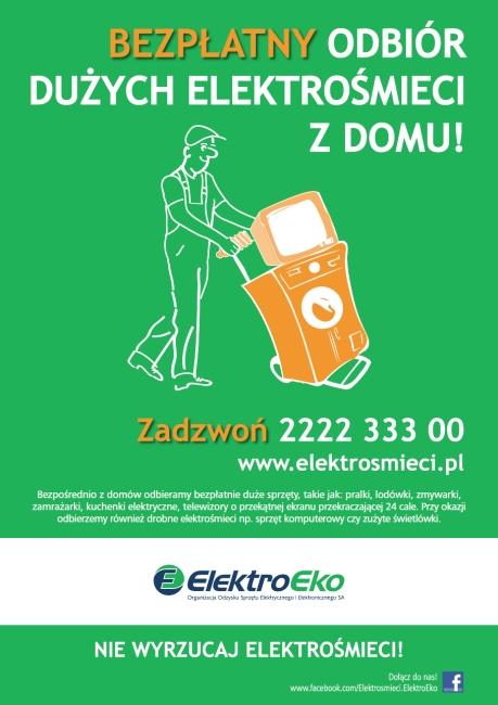 Elektrośmieci - możesz łatwo się ich pozbyć