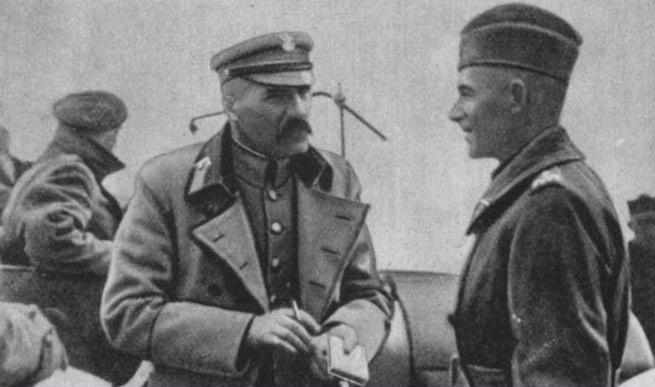Wojna z bolszewikami w 1920 roku