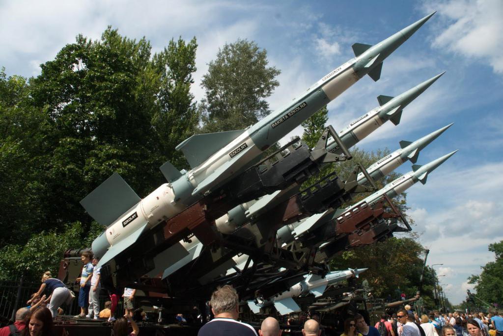 Obchody  Święta Wojska Polskiego oraz 94 rocznicy Cudu nad Wisłą