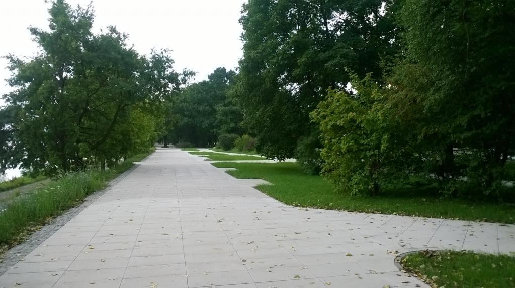Nowa ścieżka rowerowa  ze Starówki na Bielany