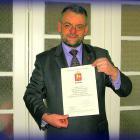 Grzegorz Hlebowicz ślubował wspólnocie samorządowej