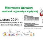 Mistrzostwa Warszawy Młodziczek w gimnastyce artystycznej