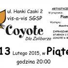 Inauguracja Żoliborskiej restauracji Coyote