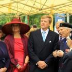 Wizyta holenderskiej Pary Królewskiej