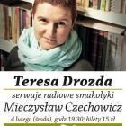 Teresa Drozda serwuje radiowe smakołyki