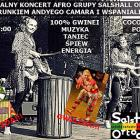 24.10.2014 COCO CLUB - AFRO KONCERT i AFRYKAŃSKIE AFTER PARTY