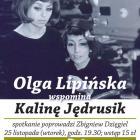 Olga Lipińska wspomina Kalinę Jędrusik!